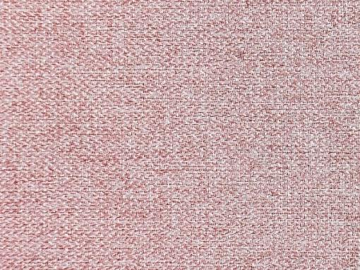 Tela color rosa. Sofá chaise longue cama con arcón modelo Corsica