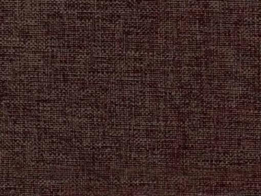 Brown fabric of the Bruges sofa