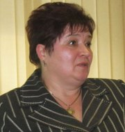 Областной внештатный гериатр главного управления здравоохранения Донецкой ОГА Татьяна Головня