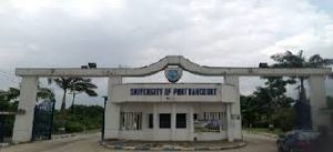 UNIPORT CUT OFF MARK