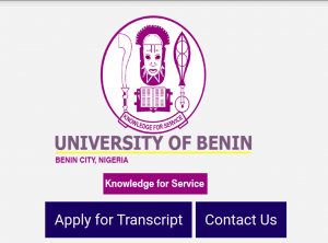 Uniben cut off mark