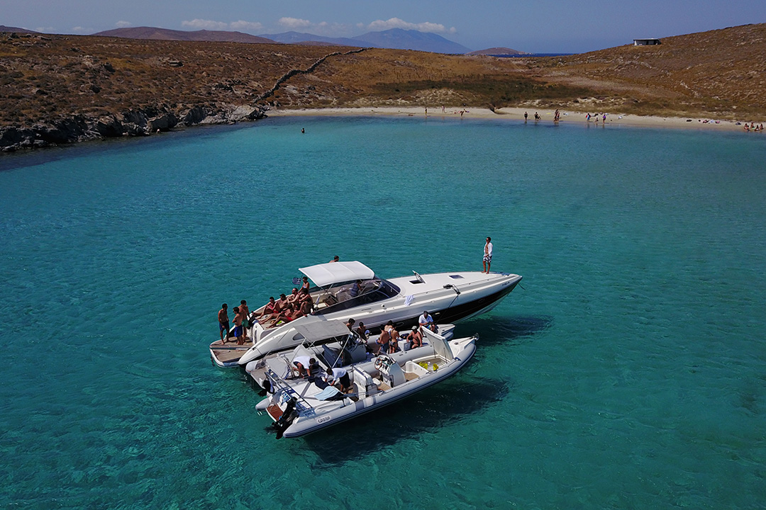 Don Blue Yachting - Private Boat Rental