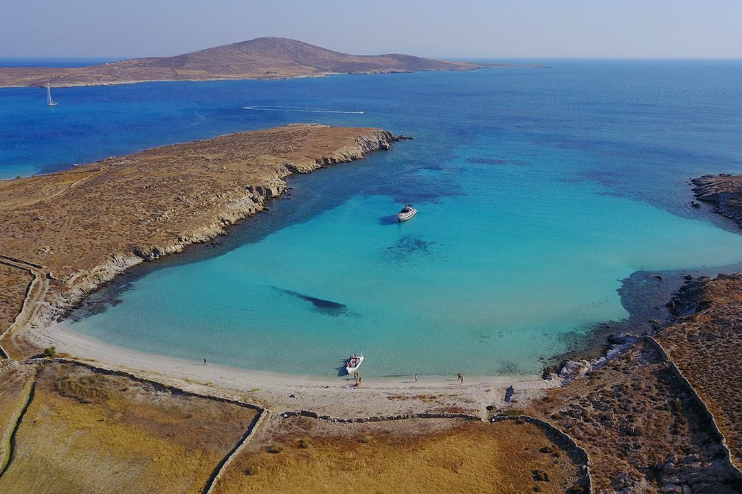 Mykonos Private Cruise - Don Blue Yachting