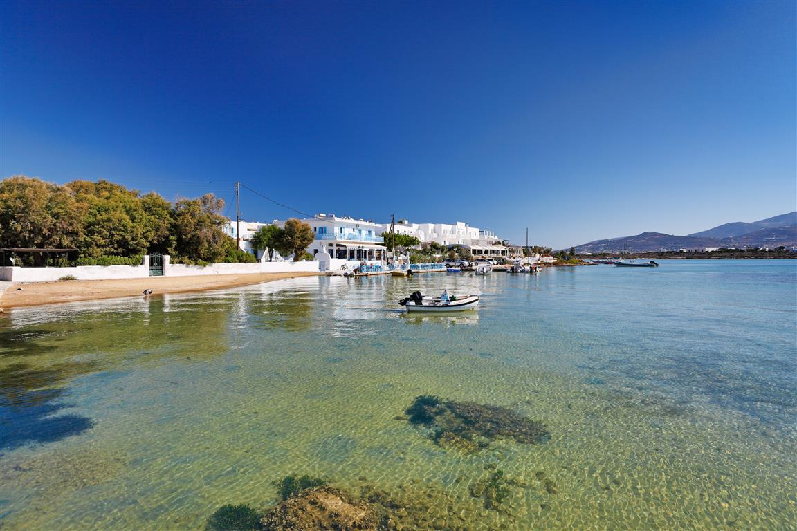 Mykonos - Antiparos - Despotico - Panteronisi - Paros - Private Cruise