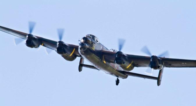 Lancaster Bomber City of Lincoln