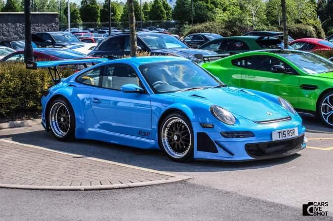 Porsche Motorsport RSR 911