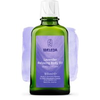 Lavender body oil Weleda