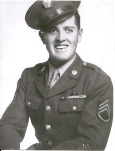 Photo of SSG John D. Barker