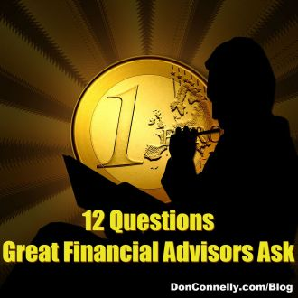 12 Questions Great Financial Advisors Ask