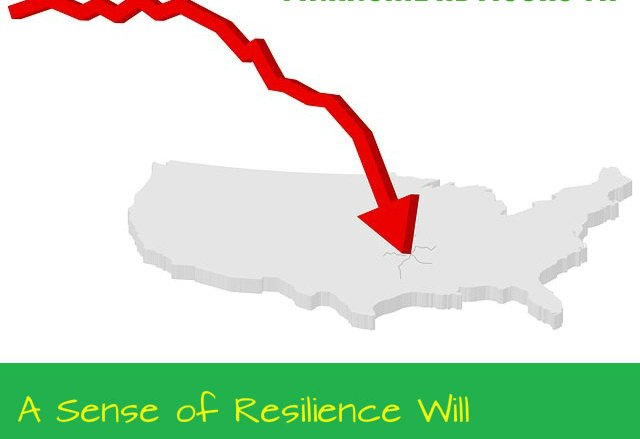 A Sense of Resilience Will Overcome a Sense of Uncertainty
