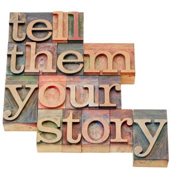 How To Create and Tell Great Stories - Webinar Replay