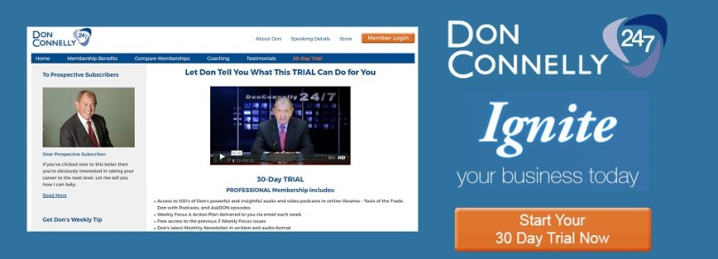 Start Your $1 Trial with Don Connelly 247 - blog post banner