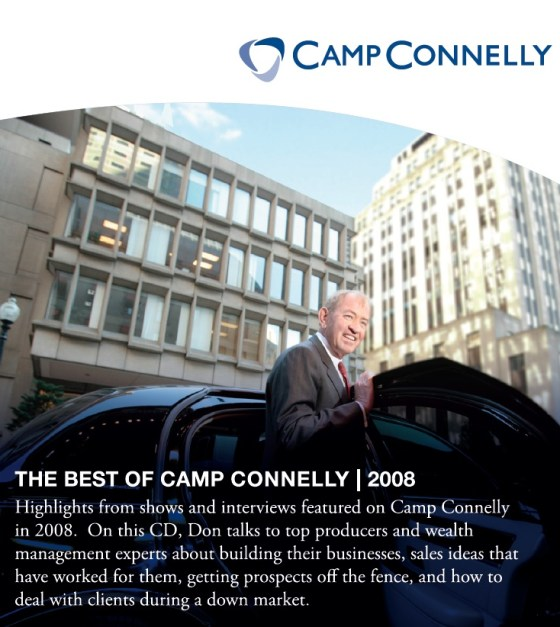 The Best of Camp Connelly Vol 2 cover