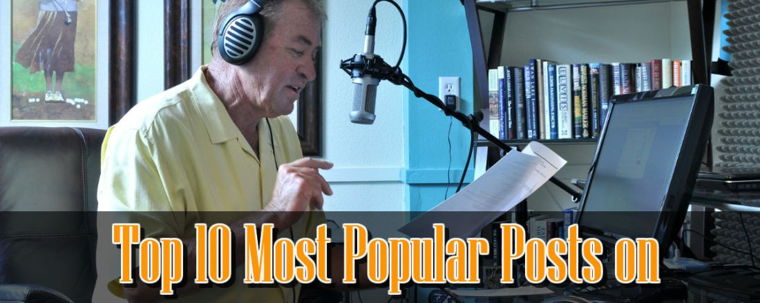 Top 10 Most Popular Posts on Don Connelly's Blog in 2014