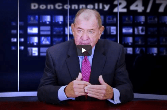Use clients as your sales force - welcome to Don Connelly 247