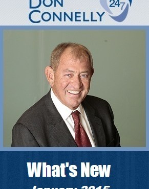 What's New Don Connelly 247 January 2015