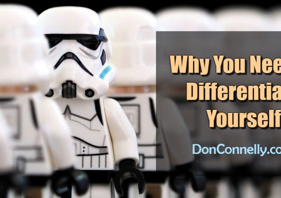 Why You Need to Differentiate Yourself