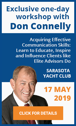 Workshop with Don Connelly - May 17