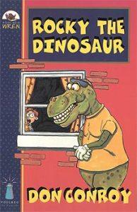 Rocky the Dinosaur book cover