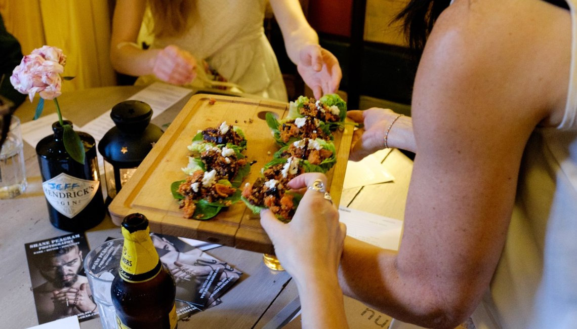We Want Your Recipes To Help Us Fuel The Donny Food Revolution