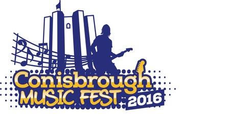 Come down to Conisbrough for Music Fest this weekend