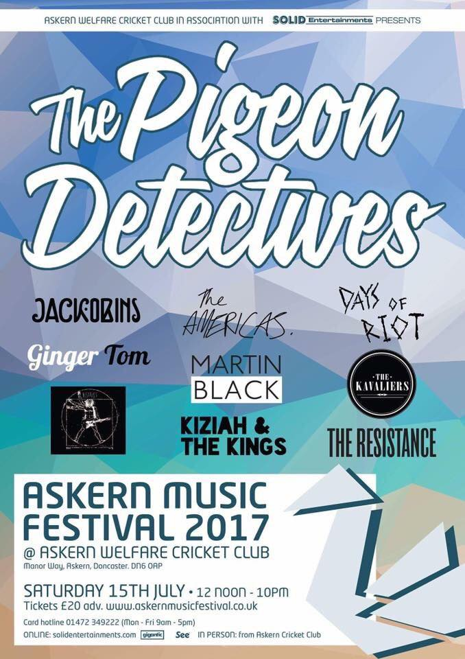 Image result for askern festival 2017