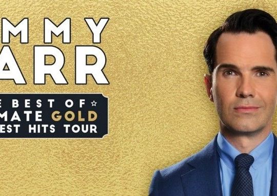 Live Review: Jimmy Carr @ Doncaster Dome