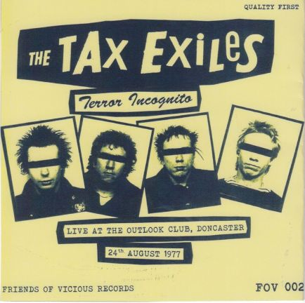 The Tax Exiles