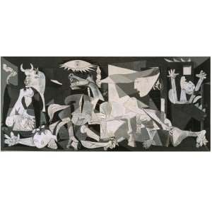 Break the Rules! Guernica, 1937, Pablo Picasso