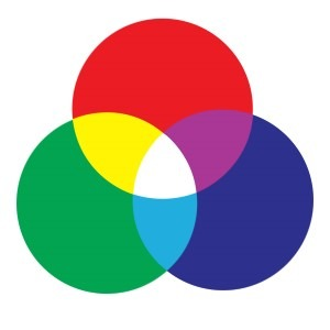 RGB stands for Red, Green and Blue, learn when to use RGB vs CMYK!