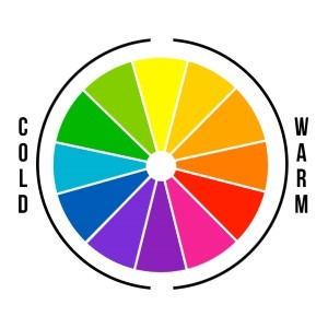 Warm and Cold colors, here's what you need to know!