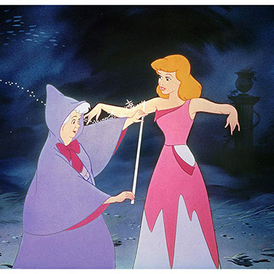Through the mid 20th century, disney has refined their art style to be more human like