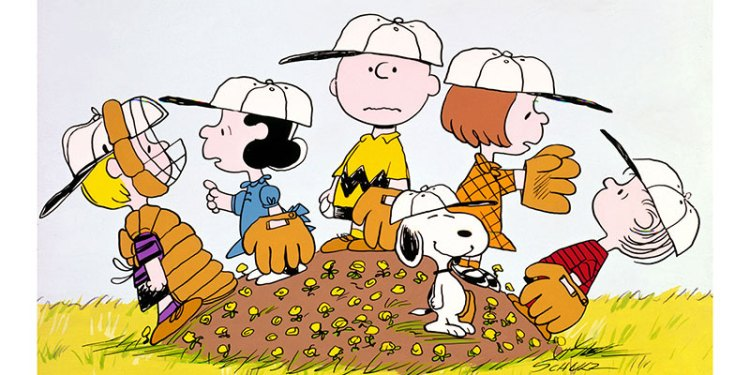 Peanuts has a super unique art style that has been mimicked by a lot of artists over the years.