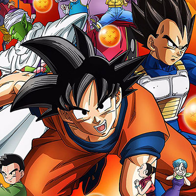 Dragon Ball has a widely known cartoon art style with a lot of definition in the muscles.