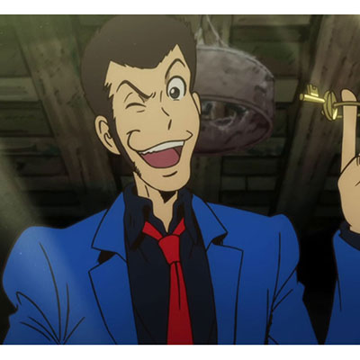 Lupin The 3rd's art style has evolved over the years, with a very interesting development.