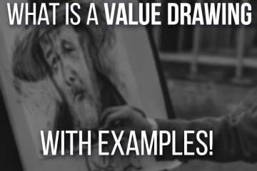 What Is A Value Drawing With Examples!