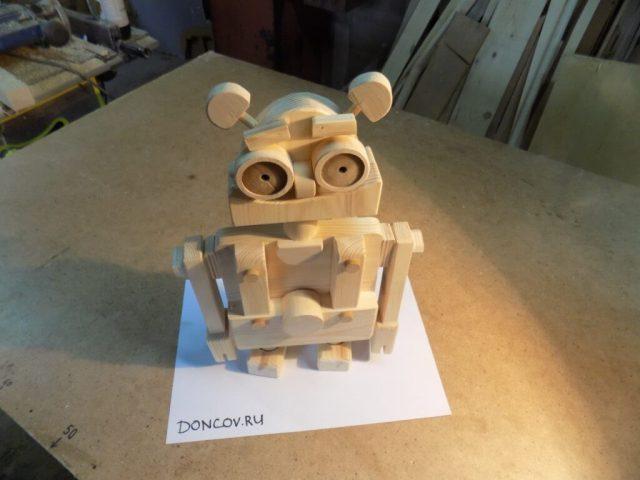 Робот — математик
