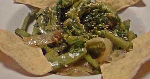 nopales don taco nopales dish