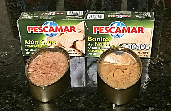 tuna a look inside cans