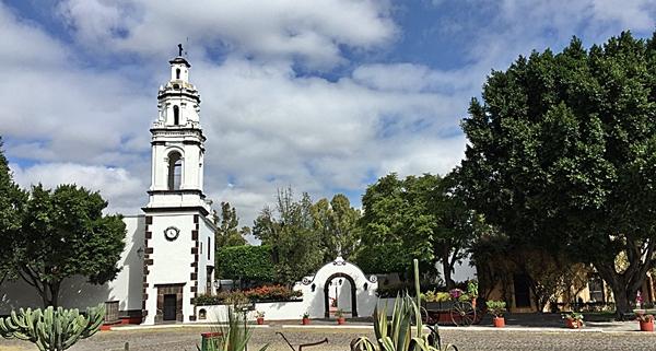 hacienda chapel