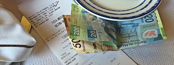 hacienda the cheque
