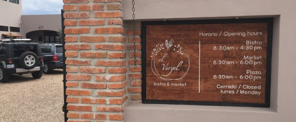Seven more reasons why I really like El Vergel Bistro.