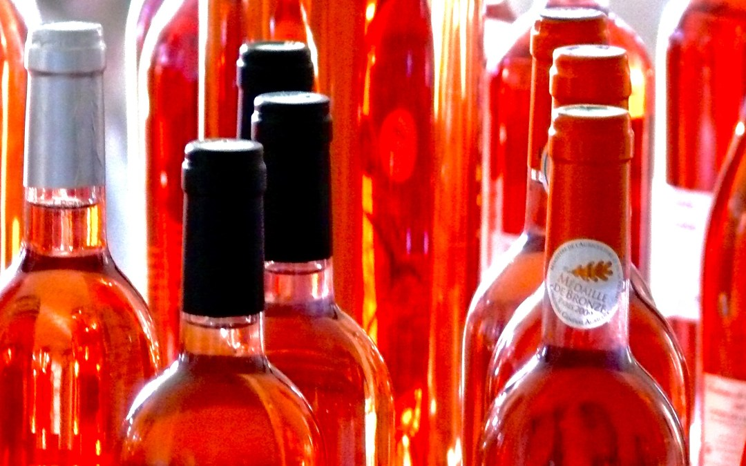 Everything's coming up rosés. And good affordable ones in Mexico.