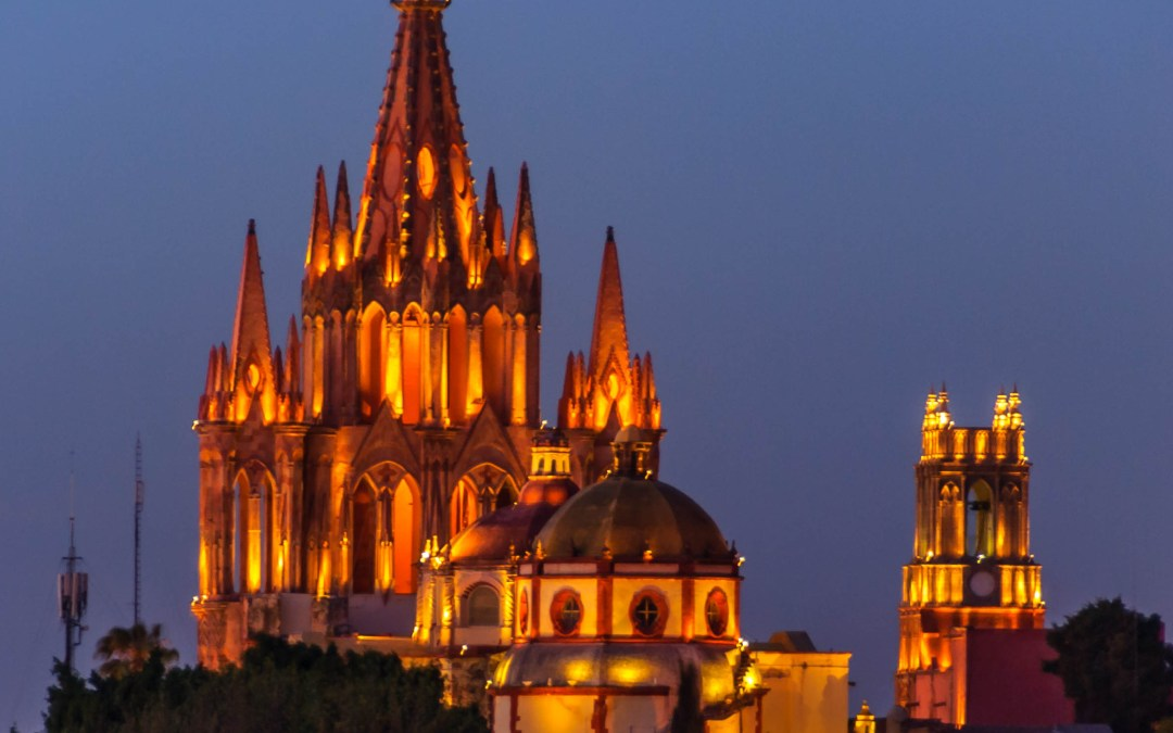 Five things you may not know about San Miguel de Allende. And five places to eat lunch after you do know about them.