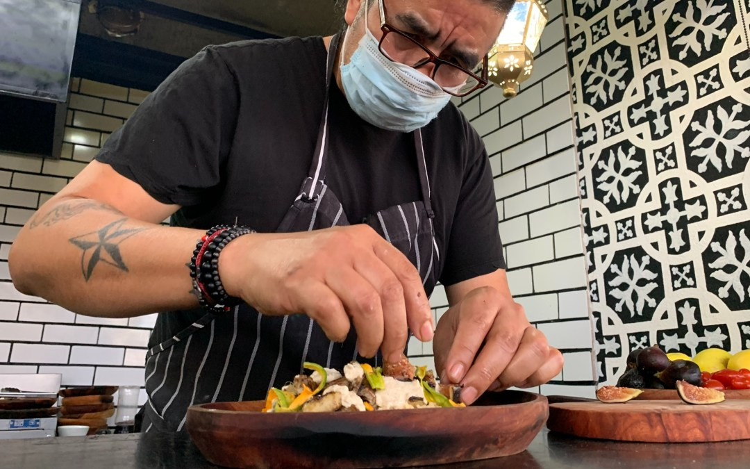 A superstar San Miguel chef now has his own show.