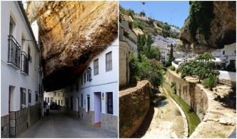 Setenil de las Bodegas, Cadiz. EUROPA