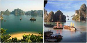 Ha Long Bay -Vietnam- ASIA