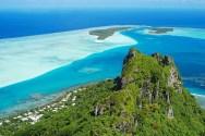 Maupiti, Polinesia francesa. OCEANIA