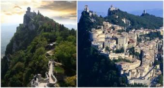 San Marino. EUROPA