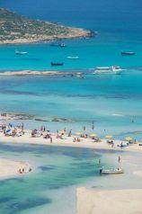 Balos Bay, Creta